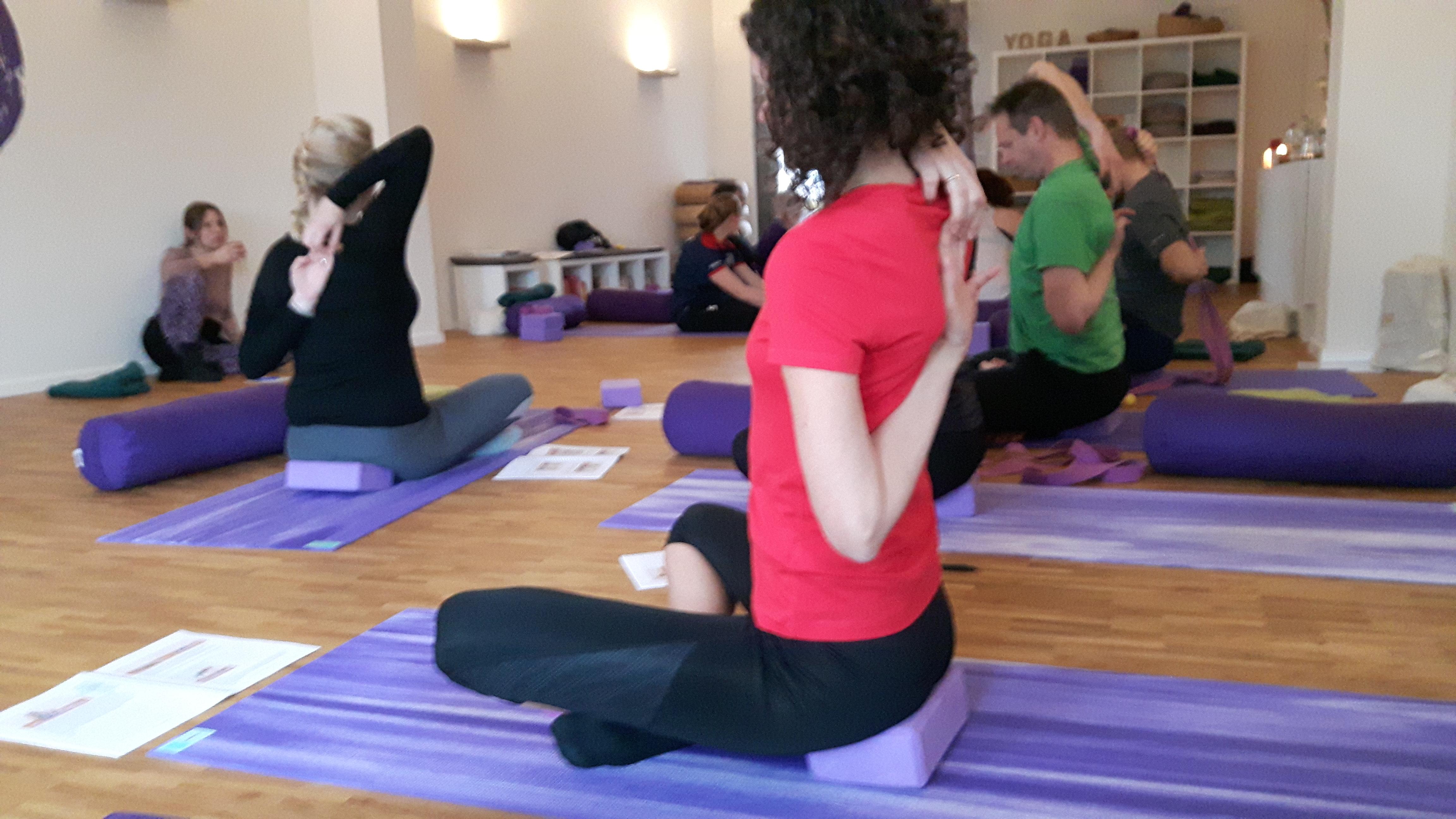 Ausbildung Yogalehrer Ausbildung Yogalehrerin nordhorn neuenhaus bad bentheim